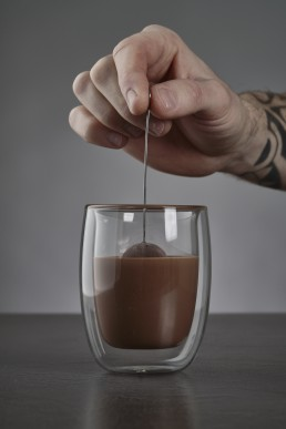 rye-ganache-spheare-chocolate-dipping